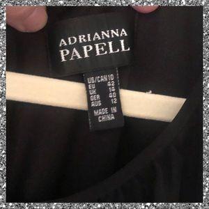 Adrianna Papell Dresses - H/P!! [adrianna papell] sleeveless dress